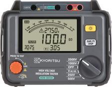 Kyoritsu 3025A Digital High Voltage Insulation Tester, 2.5 kV