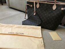 Louis Vuitton Limited Edition Neverfull Tote-bag Medium Size
