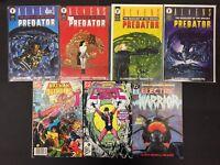 Aliens Predator Dark Horse & DC Comics Lot 121 Mystery Signed Comic!