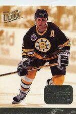 ADAM OATES 1993-94 Fleer Ultra Career Highlights #1 Boston Bruins