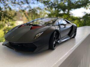 AUTOart 1:18 Lamborghini Sesto Elemento SUPER SALE! #74671 by RACEFACE-MODELCARS