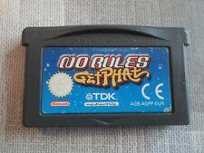 NO RULES GET PATH ( GAME BOY ADVANCE - NINTENDO )