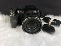 Fujifilm FinePix S4500 14MP Digital Camera with 30x Optical Zoom, Black