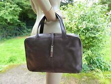*FIORELLI* Ladies Brown Leather Top Handle Slimline GRAB BAG BNWOT rrp£65