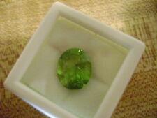 Natural Apple Green Peridot Oval 12x10 Lot of 1 Stone Ebays Best Deal