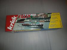 Schiff Modellbausatz Hafenbarkasse
