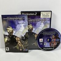 Wizardry Tale of the Forsaken Land PS2 PlayStation 2 CIB complete Tested!