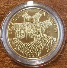 Australian bicentenary medallion 1788-1988 celebration of a nation