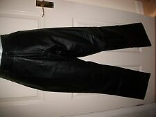 pvc trousers by pure