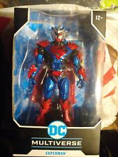 McFarlane Superman Unchained Armor DC Multiverse Action Figure NEW