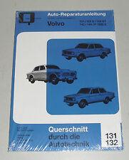 Reparaturanleitung Volvo Amazon P 121 / 122 / 123 GT + P 1800 S + 142 + 144