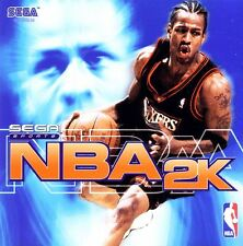 Sega Dreamcast Spiel - Sega Sports: NBA 2K (mit OVP) (PAL)