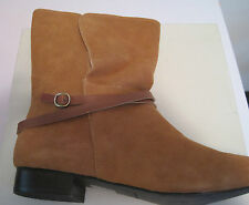 BRAND NEW LOVELY PEOPLE TABATHA BOOTS- CAMEL BROWN - SIZE 9M