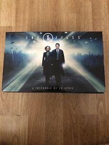 The X-Files l'Intégrale des 10 Saisons Coffret (Blu-Ray, 2016, Set de 57...