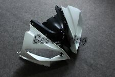 US Stock Unpainted Raw Upper Front Nose Cowl Fairing for Yamaha YZF R6 2008-2016