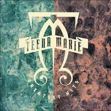 TEENA MARIE : GREATEST HITS (CD) sealed
