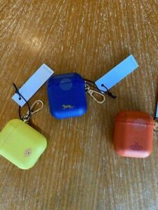 airpod cases - chic - Series 1+ 2 by Anthropologie Yellow, Orange, Blue NWT