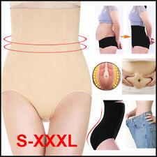 Women's High Waist Slim Control Panties Body Shaper Briefs Shapewear Underwear