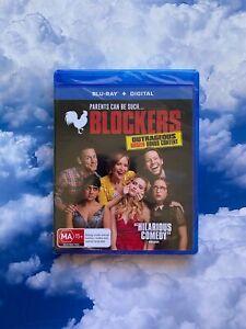 Blockers (Blu-Ray Region B)