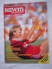 Orig.PRG   1.Bundesliga  1988/89   FC BAYERN MÜNCHEN - HANNOVER 96  !!  SELTEN