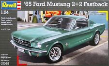 REVELL 1:24 KIT 65 FORD MUSTANG 2+2 FASTBACK  ART 07065
