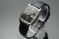 Vintage 1969 JAPAN SEIKO LORD MATIC WEEKDATER 5606-5000 23Jewels Automatic.