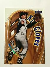 1998 fleer ultra baseball No.2 ALEX RODRIGUEZ SEATTLE MARINERS KID GLOVES