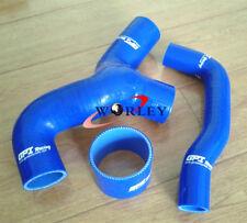 Blue Silicone Intercooler Turbo Hose For Subaru Impreza WRX GDA/GGA EJ20/Non-STi