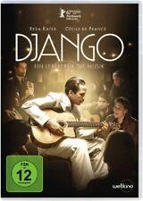 Etienne Comar - Django - Ein Leben für die Musik, 1 DVD