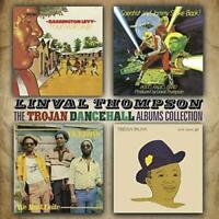 The Linval Thompson Trojan Dancehall Albums Collection - Four Original (NEW 2CD)