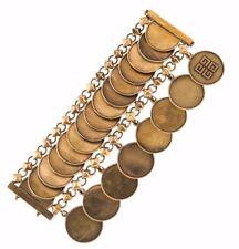 GIVENCHY COIN DESIGNER BRACELET
