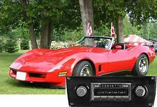 New USA-630 II* 300 watt '77-82 Corvette AM FM Stereo Radio iPod USB Aux inputs
