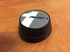 Matte Black C-215 Avid Rims Wheels Center Cap Fits AV03 AV06 AV11 AV12 AV17 AV25