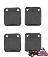 SEMI METALLIC FRONT BRAKE PADS YAMAHA YFM 350 WOLVERINE GRIZZLY WARRIOR BANSHEE