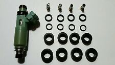Toyota Fuel Injector Denso O-Ring / Repair Kit Set of 4 Camry Corolla Prius