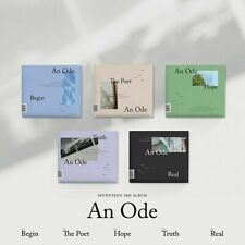 SEVENTEEN 3rd Album (An Ode) CD+Photo book+Mini Book+4p Photo card