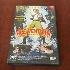 ACE VENTURA WHEN NATURE CALLS DVD