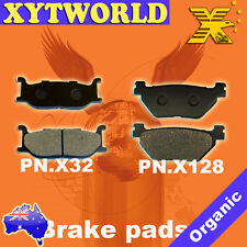 FRONT REAR Brake Pads for Yamaha XP500 XP 500 N/P/R T-Max TMAX 2001-2003