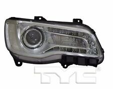 TYC NSF Right Side Halogen Headlight For Chrysler 300 Chrome 2015-2016 Models