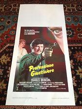 Professione Giustiziere locandina poster Charles Bronson Theresa Saldana Killer
