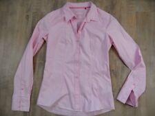ESSENTIALS by ESPRIT schöne taillierte Bluse rosa Gr. 32 TOP MS1117