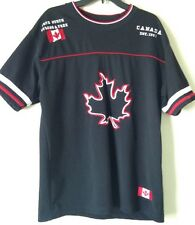 Canada Athletics True North Strong & Free Embroidered Men's Jersey - XL