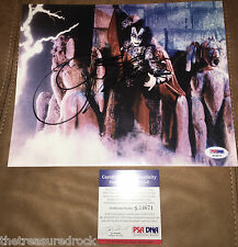 KISS Gene Simmons signed autographed 8x10 1979 Dynasty era photo PSA DNA COA