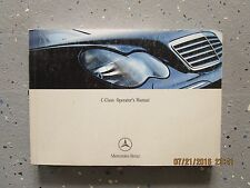 2003 MERCEDES-BENZ C240 C320 AWD C32AMG OWNER MANUAL GUIDE INFORMATION BOOK