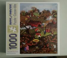 The long walk home Puzzle. By Bits and Pieces.(1000pcs). Art Work Tuula Burger