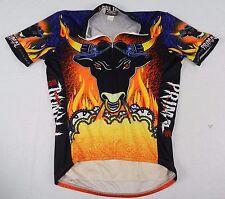 MENS cycling bike jersey SHIRT= PRIMAL WEAR = SIZE MEDIUM = KN43