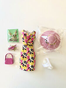 Poppy Parker PINK LEMONADE COMPLETE OUTFIT Fashion Royalty NEW Integrity