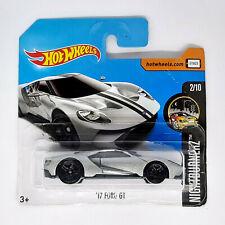 Hot Wheels '17 Ford GT Modellino Automobile Auto Serie Nightburnerz 2/10