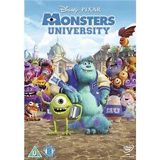 MONSTERS UNIVERSITY  - DISNEY DVD - NEW / SEALED DVD