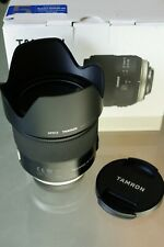 Tamron 35mm F1.8 VC, Nikon F